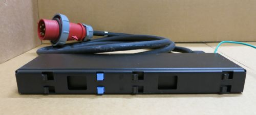 APC AP6036 Dell YT406 PDU 230V 3 x C19 16A Outputs Distribution Unit YT406